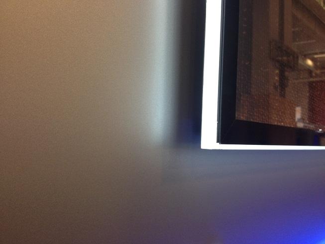 Porte affiche LED Visu